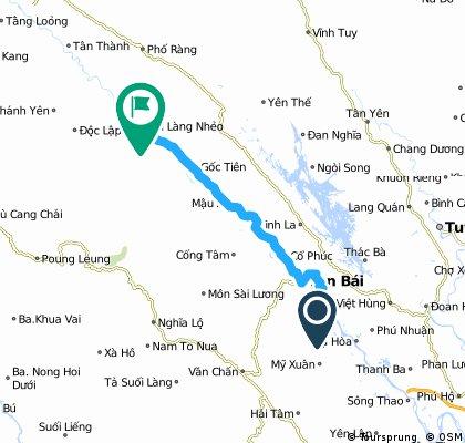 J066 -  dimanche 15 mars 2015 - Cha Ha - Lang Khay