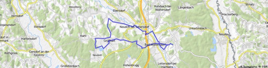 Feinspitz-Tour; Ausgangspunkt Steirerhof