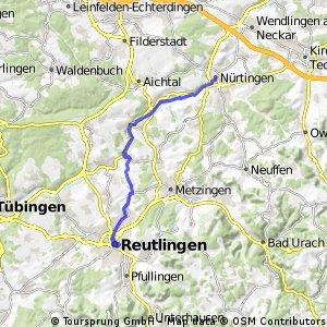 Neckar 1 Reutlingen_Nürtingen.gpx