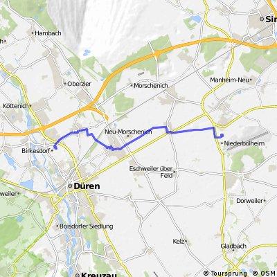 Fliegerhorst Niederbolheim-Sophienhöhe