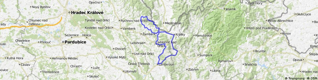 Rampušák 2016 - 120 km