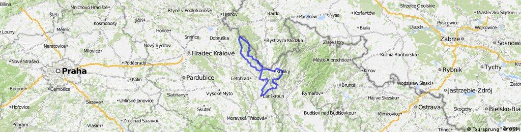 Rampušák 2016 - 180 km