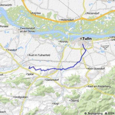 MTB: Michelhausen Tulln