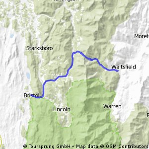 Epic Vermont  - DVD Route