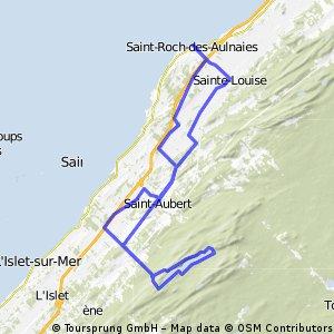 Tour du Lac 3-Saumons