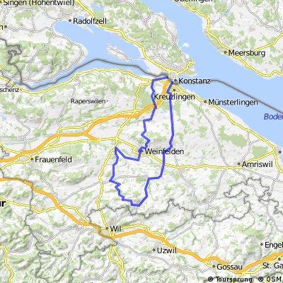 KN-Ottenberg-Weinfelden-Amlikon-Braunauer Höhe