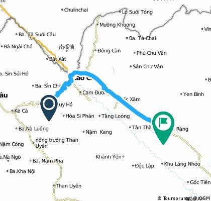 J070 - jeudi 19 mars 2015 - Sa Pa - Lang Pho Rang