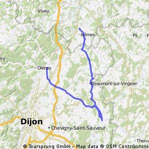 Montsaugeon*Is-sur-tille