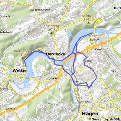 2014 10 04- Hagen Boele - Hengstey See - Herdecke