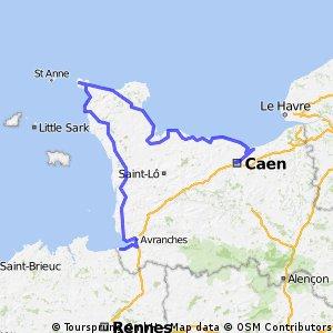 Normandy by Bike