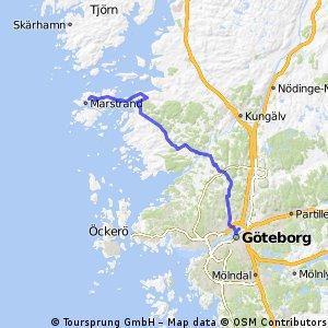 marstrand -götheborg
