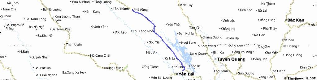 J071 - Vendredi 20 mars 2015 - Lang Pho Rang - Yen Bai