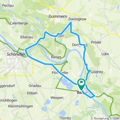 Rundkurs Barby Schönebeck Barby
