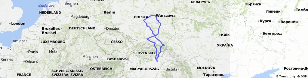 Krakkó-Varsó