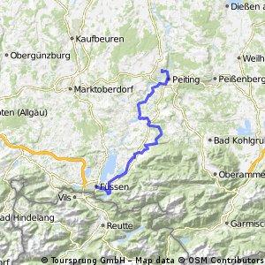 45_Von Füssen nach Schongau