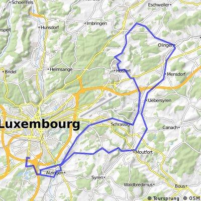 Fréjoersrandonnée  60km2014