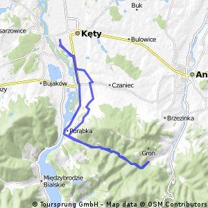 Przełęcz Targanicka