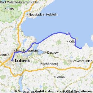 Lübeck/ Campingplatz Liebeslaube