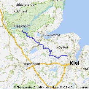 Kiel Winterrade