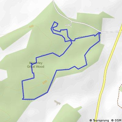 Wakeley Woods Circular
