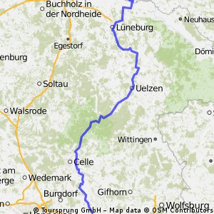 Lauenburg - Edemissen