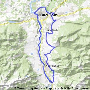 Tölzer Isartal-Rundfahrt