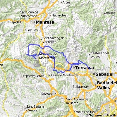 Marganell per Montserrat