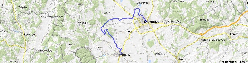 Olomouc - Prostejov