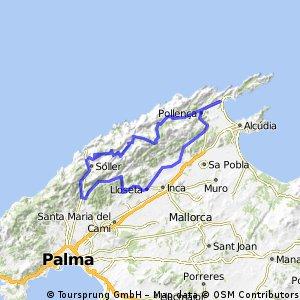 Port de Pollenca - Soller - Bunyal - PdP