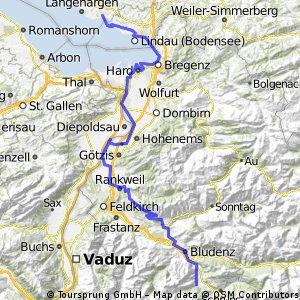 0auf2700 Alpentour Uwe Peschel Tag 1