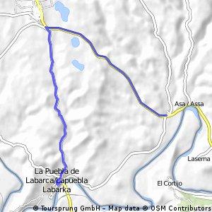 Modificación recorrido Vuelta a La Rioja 2015