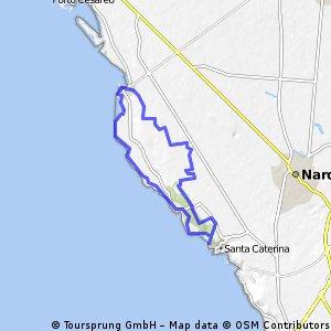 Porto Selvaggio - Sant'Isidoro