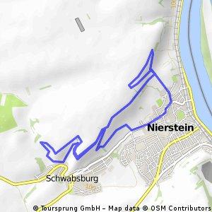 Weinbergrunde Nierstein-Schwabsburg