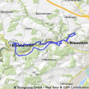 Blaustein,Sonderbuch ,Blaubeuern,Blaustein