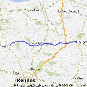 Etapa 4 París  240 m