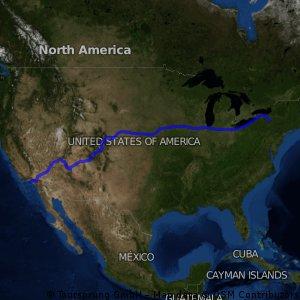 3500 Miles