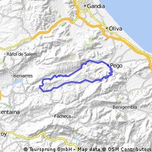 GARRIGA VallDEbo54km