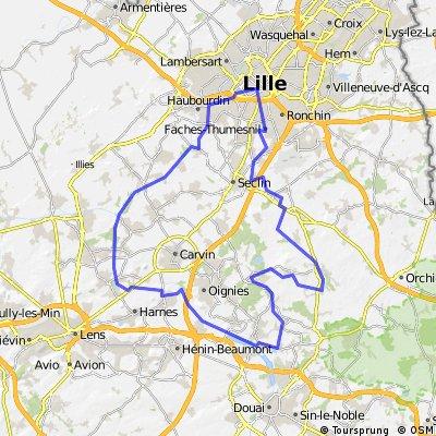 Boucle de Test Lille-Lille