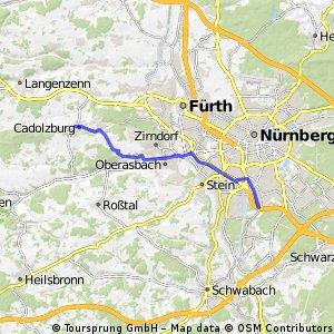 Cadolzburg-Gatenstadt Nbg