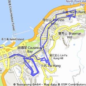 HK Island City Ride - Half