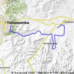 Ride the range 67/112km