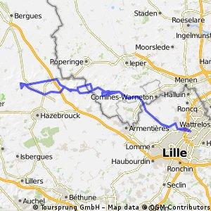 Ghent-Wevelgem (finish)