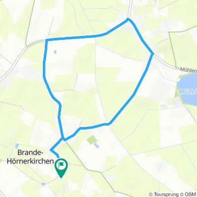 5 km Höki - Bokel