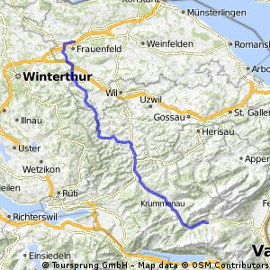 02 Frauenfeld - Wildhaus