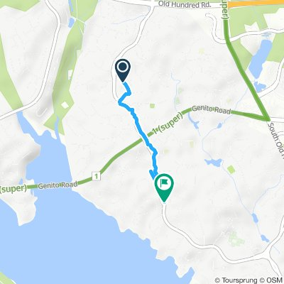 running course