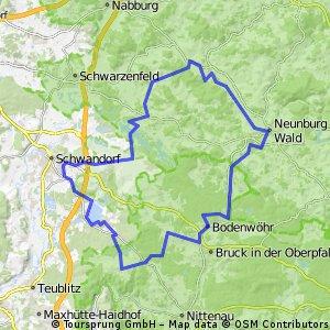 Schwandorfer Panoramatour