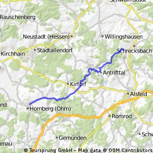 Homberg Tour