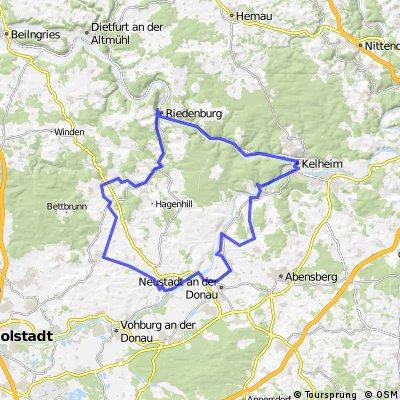 20150404_Kelheim-Riedenburg-Pförring-Kelheim