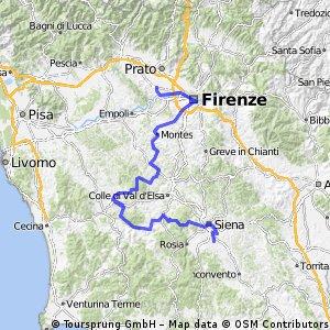 Tuscany trail II