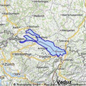 Bodensee (Lake Constance) Rundweg